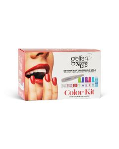 Gelish Xpress Dip Color Kit