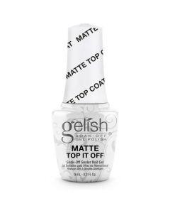 Matte Top It Off - Sealer Gel